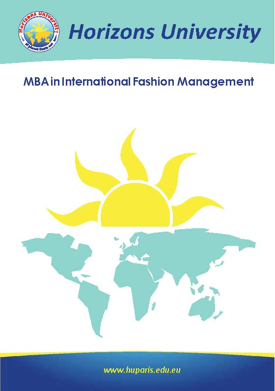 MBA International Fashion Management